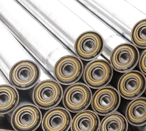 铝合金压槽滚筒